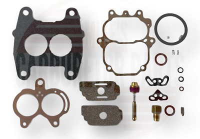 Carter BBD 2 Barrel Desoto Carburetor Kit K6130
