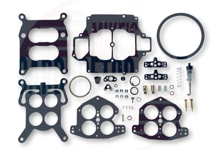 Rochester 4 Barrel Carburetor Kit - 4 Jet