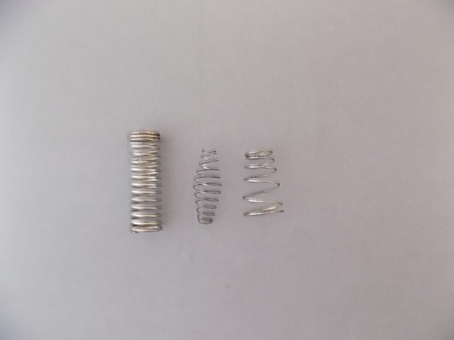 Stromberg WW Pump Spring Kit