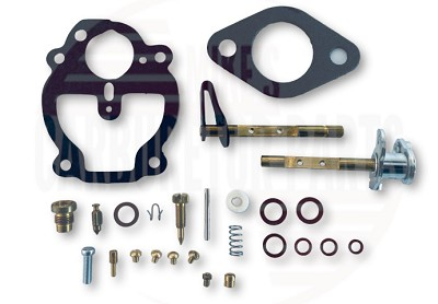 Allis Chalmers Carburetor Kit Zenith WC, WD, WF Tractor - TRK1032