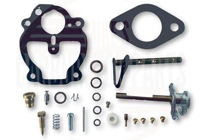 Allis Chalmers WC, WF Tractor Carburetor Kit Zenith - TRK1053