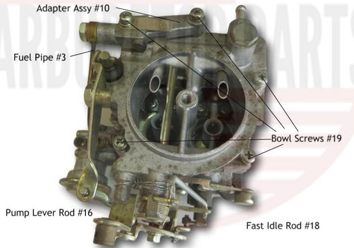 Aisan Rebuild Manual - eBook