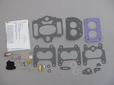 Stromberg AAV, 2 Barrel Carburetor Kit - K494