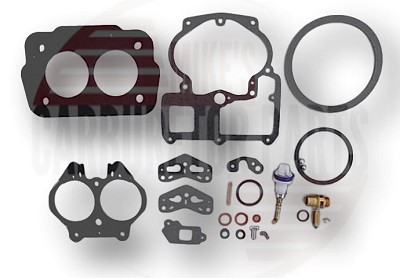 Rochester 2GC 2GE Carburetor Kit