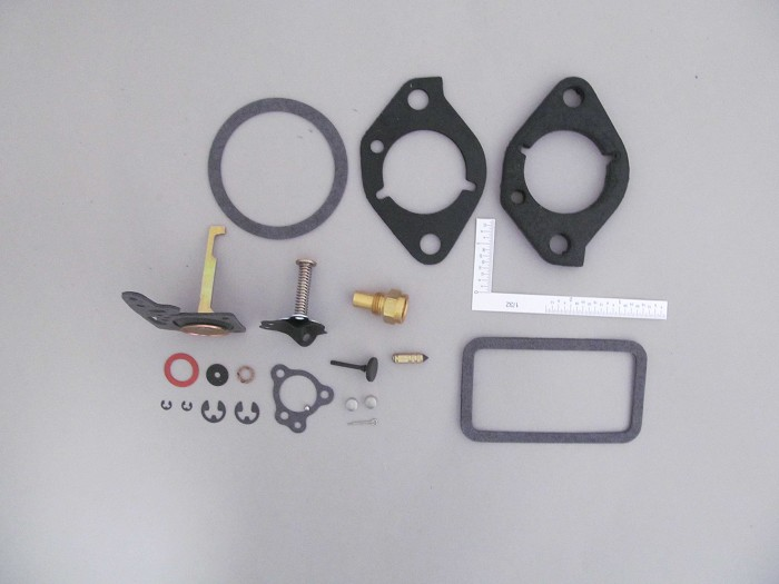 Holley 1920 Carburetor Repair Kit w/Flat Shaft