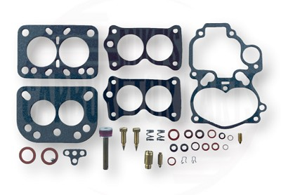 Carter WD0 2 Barrel Carburetor Kit K6073