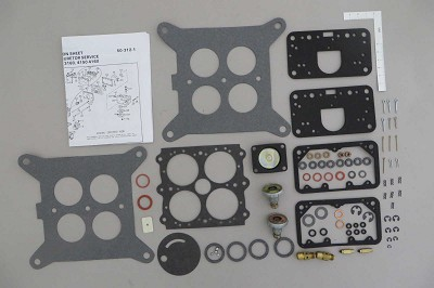 Holley 4150 4160 Carburetor Repair Kit K609